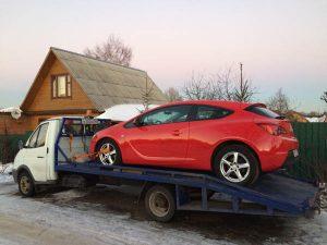 Эвакуация легковых автомобилей в Шеметово, Шабурново