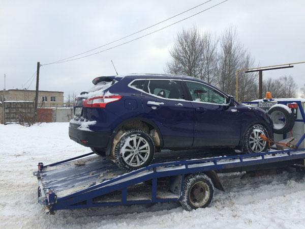 Эвакуация легковых авто в Сергиевом Посаде