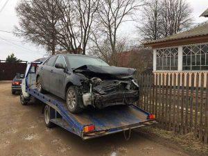 Эвакуация легковых авто в Березняках